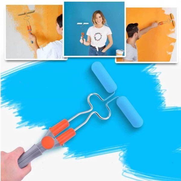 1 31b1dbac 215c 4c9b 848b e313e9578b62 Rouleau De Peinture Double Face: Transformez Votre Maison Rapidement
