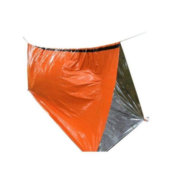 2 pi ces en plein air d urgence sac de couchage thermique survie Camping voyage sacs 009b056a 7c53 4f44 bfa7 ebacb59e0de1 Sac De Couchage D'urgence : Sauvez Votre Vie Et Celle Des Autres