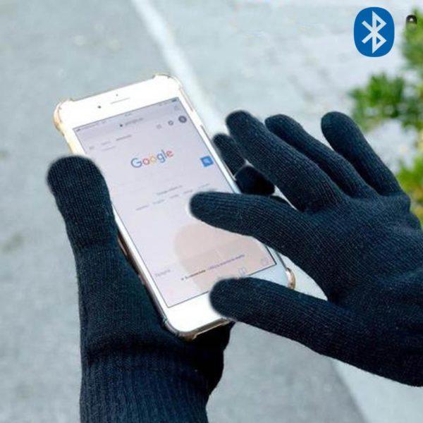 2 1975a661 035a 44aa 835e f484680ab4ed Gants Bluetooth: Gants Tactiles Noir Parfait Pour L'hiver
