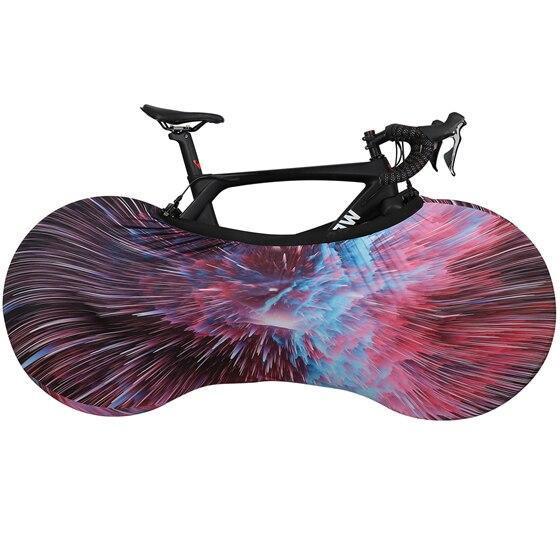 Couvercle De Roue De Vélo: Protégez Vos Roues De La Poussière Et Des Rayures - Style 3 / Moyen