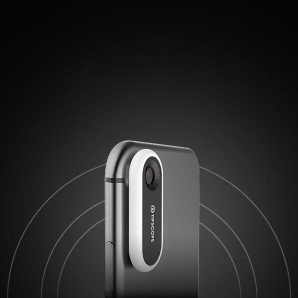 3 Lentille de grossissement de loupe TIPSCOPE pour Android iOS Microscope Portable 20X 400X lentille de cam Lentille De Caméra De Microscope: Vous Permet De Voir Les Choses En Détail