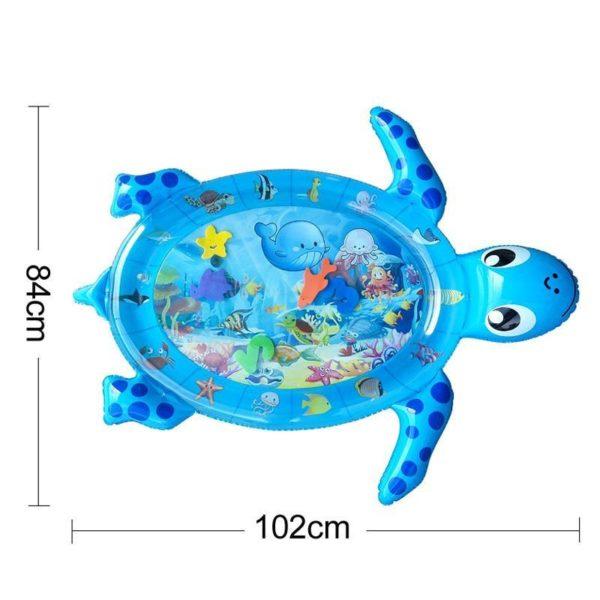 Tapis De Bébé : Tapis De Jeu Gonflable Pour Bébé - Style 3 ( 84*102cm )