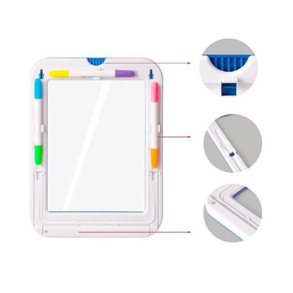 3D magique dessin Pad tableau d criture LED pour plastique Art cr atif magique conseil Pad 06a744e2 5b5d 46ee b88d 413b32b6e0b9 Tablette à Dessin LED Éducatif Pour Enfants