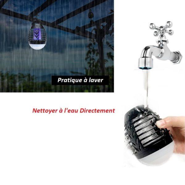 3 H677150c238c04ff3bc0a4f7dc1346aeeN Lanterne Anti-moustiques : L'arme Ultime Pour Éliminer Les Insectes Nuisibles