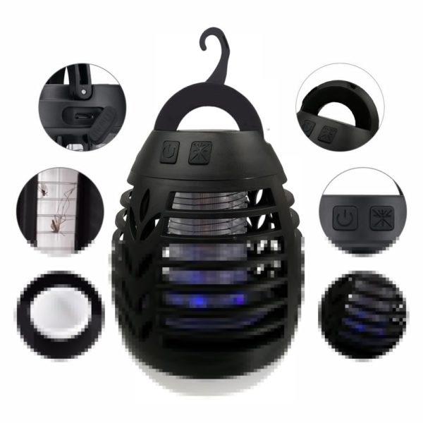 Lanterne Anti-moustiques : L'arme Ultime Pour Éliminer Les Insectes Nuisibles