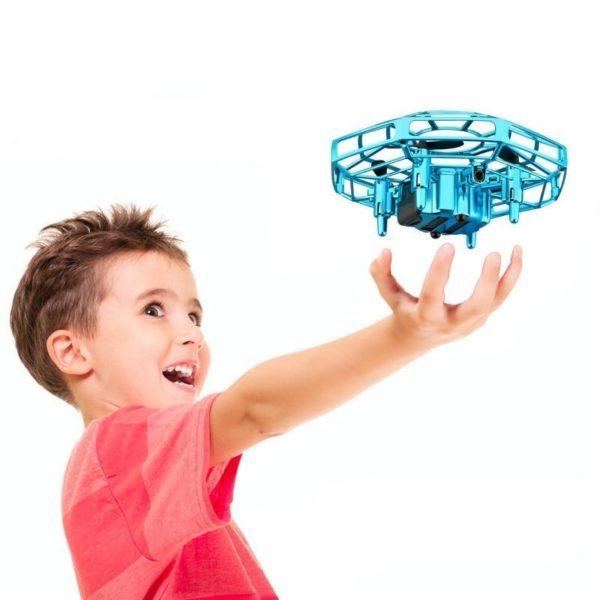 4DRC V3 Mini Drone UFO Spielzeug Infrarot Sensing Control Hand Fliegen Flugzeuge Quadcopter Infraed RC Hubschrauber 8c09d81a 6d03 453e 96fc 4e36e2feee20 Mini Jouet Drone: Un Amusement Sans Fin Pour Toute La Famille