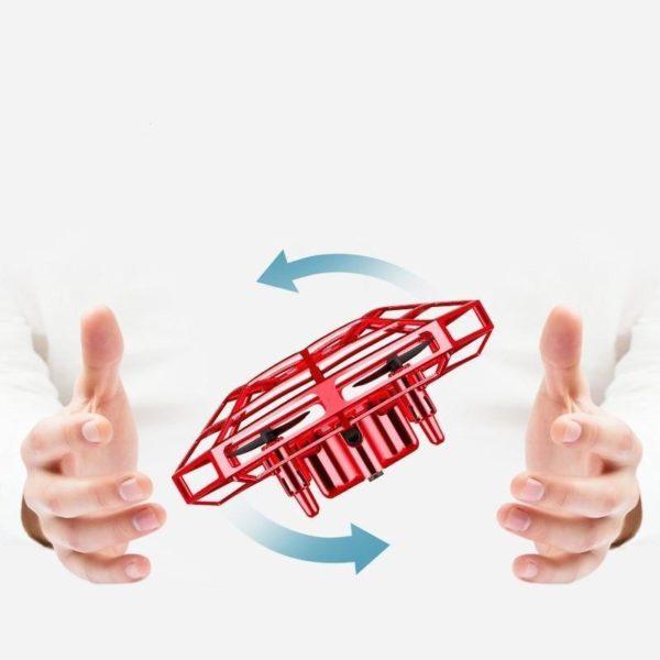 4DRC V3 Mini Drone UFO Spielzeug Infrarot Sensing Control Hand Fliegen Flugzeuge Quadcopter Infraed RC Hubschrauber ffd9f643 928c 4583 95c2 dece312f2b7c Mini Jouet Drone: Un Amusement Sans Fin Pour Toute La Famille