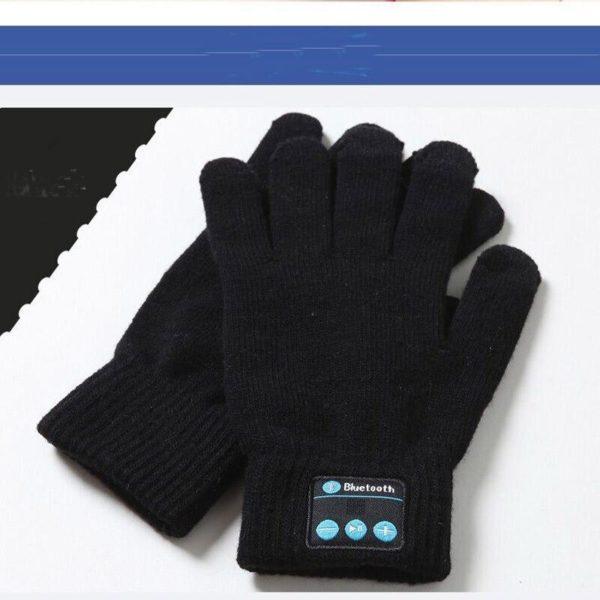 4 18b5a65a c221 4f91 a317 2d03c808bd24 Gants Bluetooth: Gants Tactiles Noir Parfait Pour L'hiver