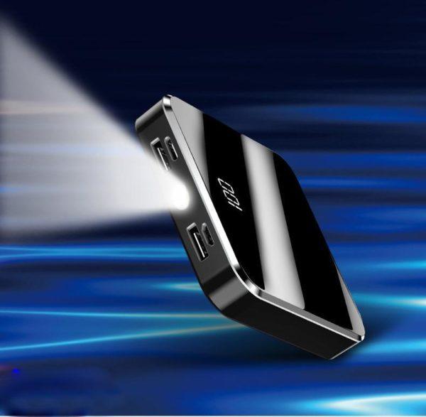 4 3c3df7c7 38e2 4625 9eda f541c01b8062 Mini Power Bank 30000mAh: Batterie externe pour iPhone, Samsung Galaxy, etc.