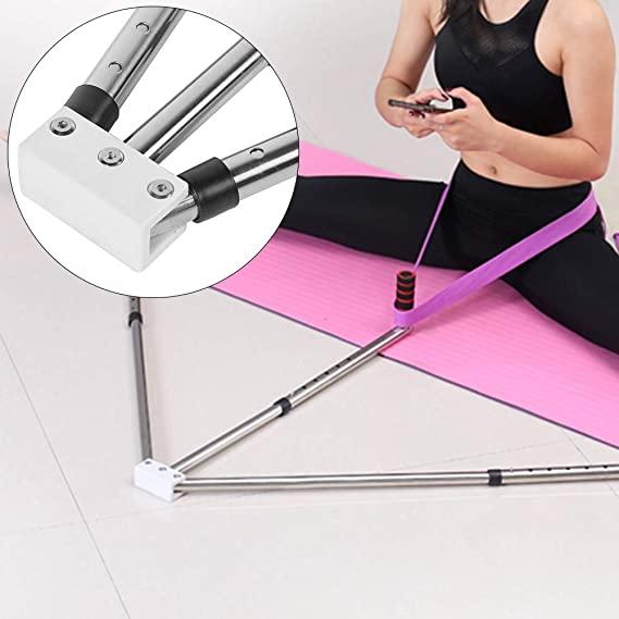 Machine D'étirement: Équipement De Formation D'exercice De Yoga - Avec corde et poignée
