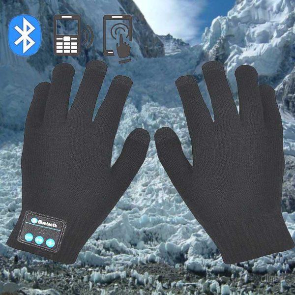 5 24117f89 fb8d 4908 96ec 19aeb7f1fd38 Gants Bluetooth: Gants Tactiles Noir Parfait Pour L'hiver