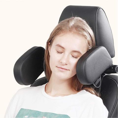5 8ab7bd7c bea7 4259 842b a3d956d6c1ff Oreiller Appui-tête : Un Meilleur Confort Quand Ils S'endorment Dans La Voiture