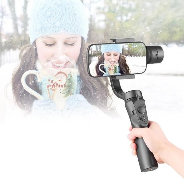 5d85d8b15e9783560a893243 large Stabilisateur Smartphone : Dispositif Portable Antichoc Sur 3 Axes