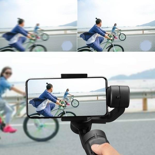 5d9ff36bedbd0b087a68d650 2 large Stabilisateur Smartphone : Dispositif Portable Antichoc Sur 3 Axes