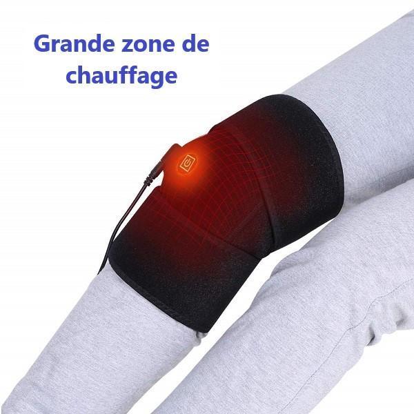 61SJvVFu3aL. SL1001 Genouillère Chauffante Pour Douleur Genou / 1 paire