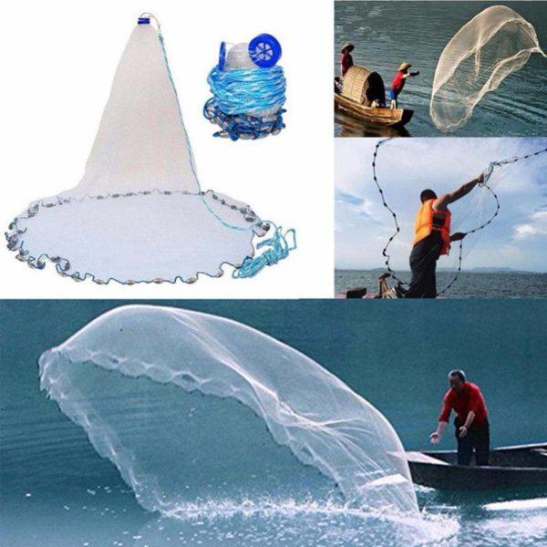 681b434d 29a4 4067 84ac a4a13e8f40f2 FishingNet Pro : Léger et robuste
