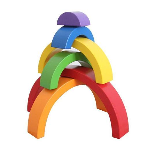 6 540x 35ddd156 c175 4961 b68a 7545ffc0ca66 Blocs De Construction Arc-En-Ciel: Stimule L'imagination Et La Créativité