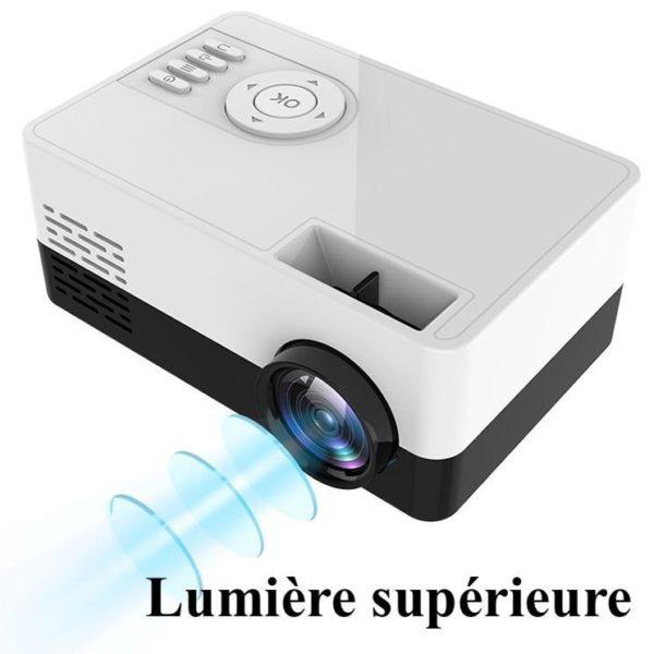 6 H17c5c610d09c4ee093f4713428e7463c1 Mini Vidéoprojecteur LCD : Portable et Compact Maison Cinéma