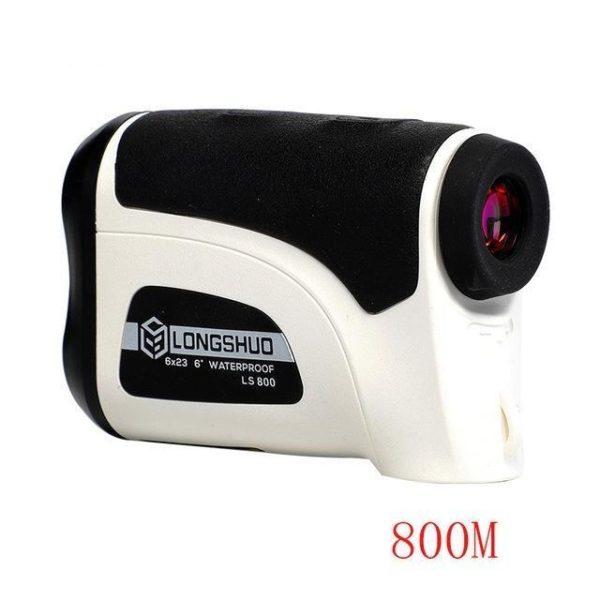 Télémètre Laser Télescope: Rapidement Mesurer Toutes Les Distances Importantes - Blanc