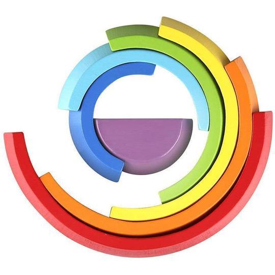 7 540x cdd6ea56 e1d5 4383 a4da 0f993395bb84 Blocs De Construction Arc-En-Ciel: Stimule L'imagination Et La Créativité