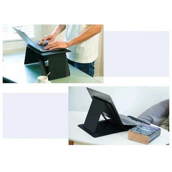 9b02425e a742 45c5 962a 98510dbccca8 Support D'ordinateur Portable Ultra Confortable : N'ayez Plus Jamais Mal au Cou ou au Dos