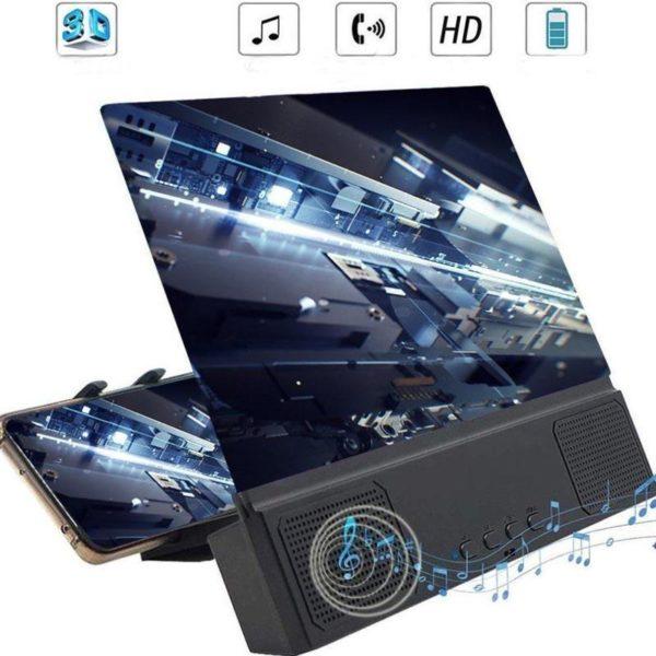AmplificateurD ecran3D 3 Amplificateur D'écran 3D: Fournir Des Claires, Dynamiques Et Excellente Expérience De Visionnage.