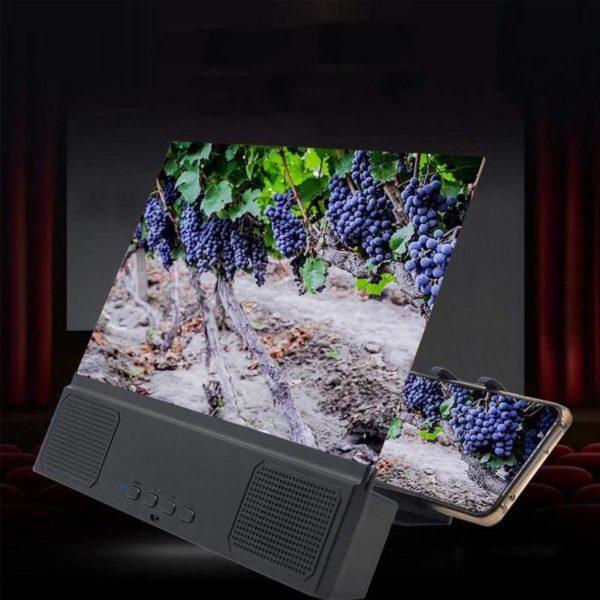AmplificateurD ecran3D 4 Amplificateur D'écran 3D: Fournir Des Claires, Dynamiques Et Excellente Expérience De Visionnage.