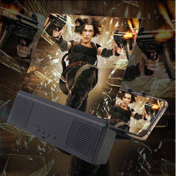 AmplificateurD ecran3D 5 Amplificateur D'écran 3D: Fournir Des Claires, Dynamiques Et Excellente Expérience De Visionnage.