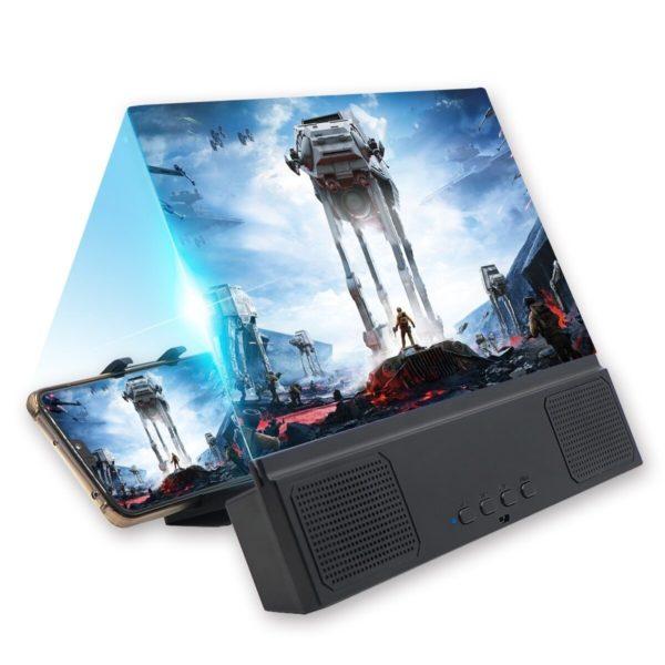 AmplificateurD ecran3D 6 Amplificateur D'écran 3D: Fournir Des Claires, Dynamiques Et Excellente Expérience De Visionnage.