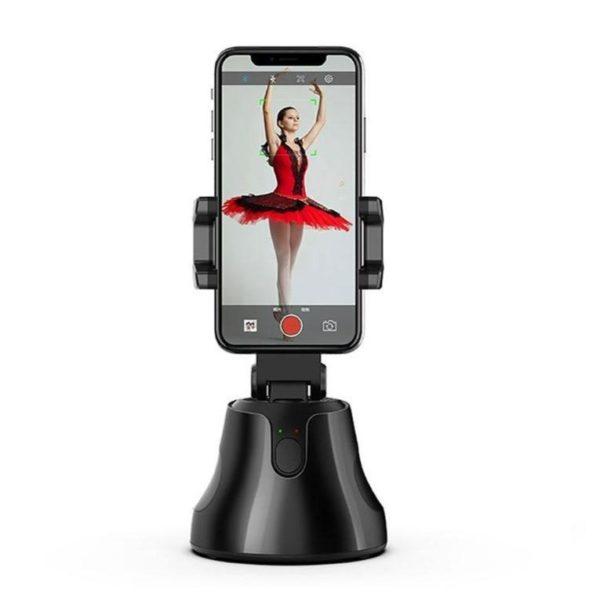 Apai Genie Auto Smart tir Selfie Stick 360 objet suivi support tout en un Rotation visage a739ce13 db88 48b6 bcd7 308fc1a55495 Stabilisateur Smartphone: Prise de vue avec suivi intelligent