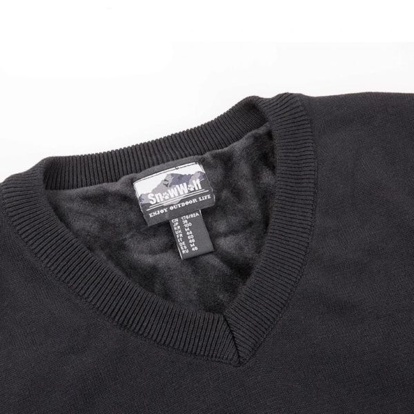 Battery Heated Sweater Men Outdoor USB Infrared Heating Vest Jacket Winter Flexible Electric Thermal Clothing Waistcoat 5291c248 2f8b 4d24 b629 f49672def299 Pull Chauffant Électrique Sans Manche : Un Confort Supérieur En Plus De Votre Style Habituel