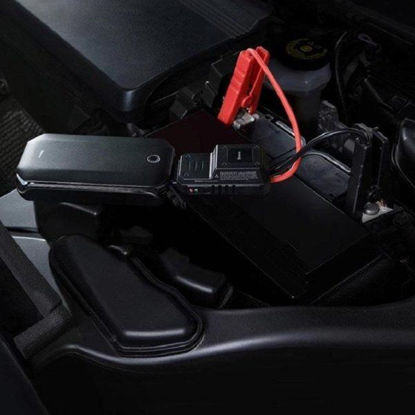 BoosterDemarreurPourBatterie 10 min Booster Démarreur Pour Batterie : Oubliez Les Pannes De Batterie