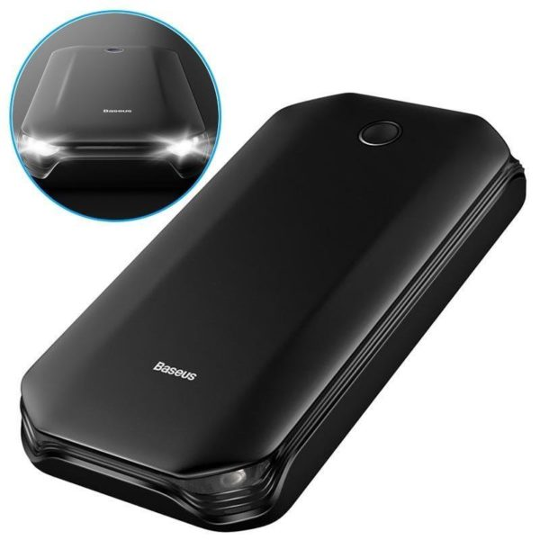 BoosterDemarreurPourBatterie 8 Booster Démarreur Pour Batterie : Oubliez Les Pannes De Batterie