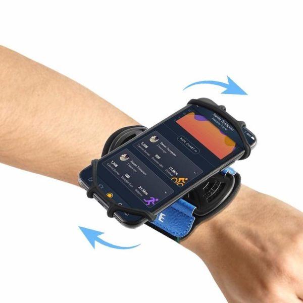 BraceletSportFitnessPourSmartphone 3 Bracelet Sport Fitness Pour Smartphone : Votre Smartphone Ne Vous Quittera Plus