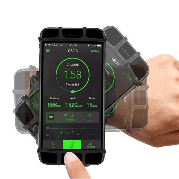 BraceletSportFitnessPourSmartphone 6 min Bracelet Sport Fitness Pour Smartphone : Votre Smartphone Ne Vous Quittera Plus