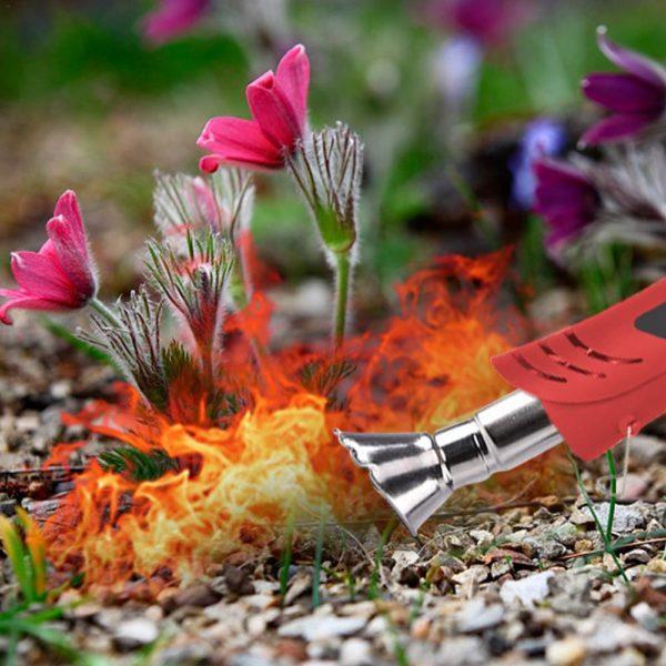 BruleurDeMauvaisesHerbesElectrique 4 Brûleur De Mauvaises Herbes Électrique: Le Désherbage Ne Sera Plus Une Corvée