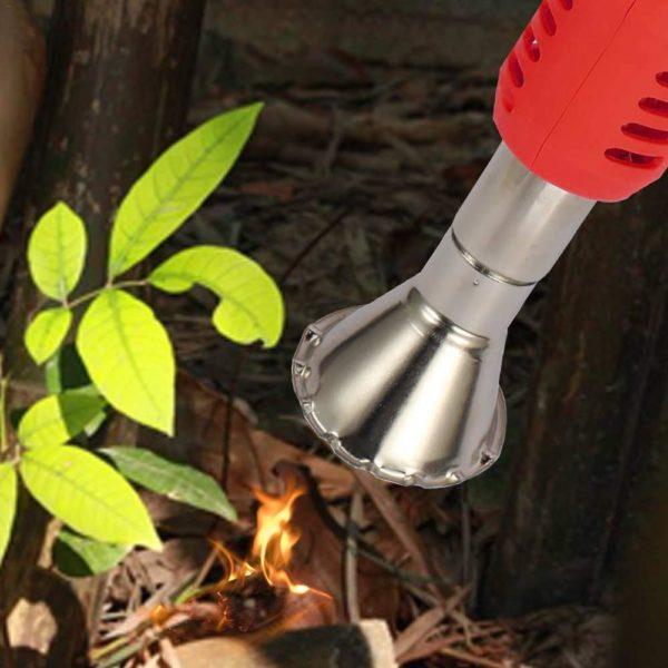 BruleurDeMauvaisesHerbesElectrique 9 Brûleur De Mauvaises Herbes Électrique: Le Désherbage Ne Sera Plus Une Corvée