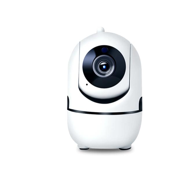 Caméra Surveillance Ip Wifi: Solution Pour Une Surveillance À Distance 1080p - Blanc / Non Incluse