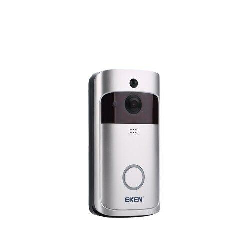 Camera de Surveillance Sans Fil et Sonnette Connectee 720P 12 Caméra de Surveillance Sans Fil et Sonnette Connectée 720P