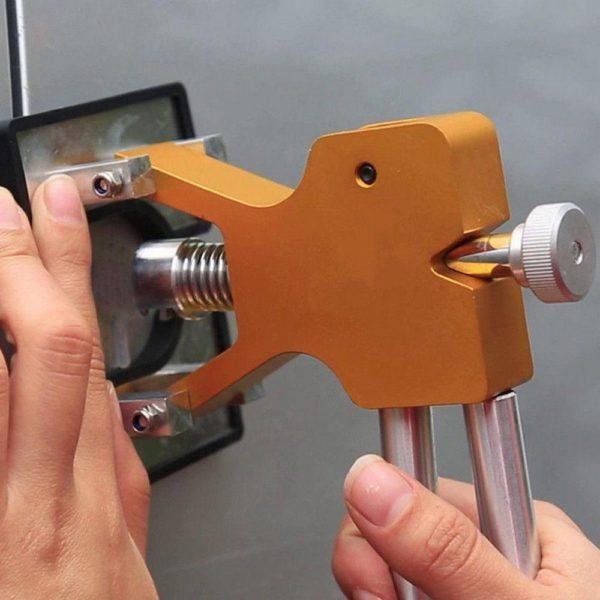 Car Body Dent Repair Tools Dent Removal Puller With 18 Tabs Strong Suction Cup Paint Dent 823988ee 06fd 4fbd b809 268d05db1044 Outils D'élimination Des Bosses Sans Peinture: Léger et Durable
