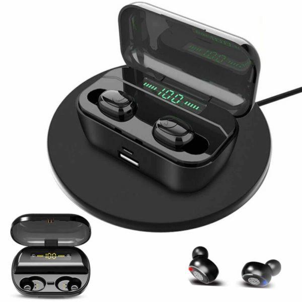 Casque Bluetooth Avec Technologie Etanche et Sans Fil 3 Casque Bluetooth : Avec Technologie Étanche et Sans Fil