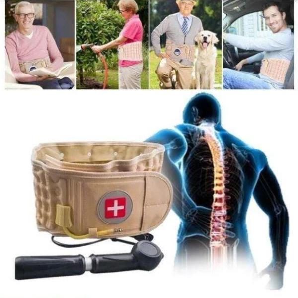CeintureAnti douleurStabiliseLeBasdudosPourUnePosturePlusPlusDroite 2 Ceinture Anti-douleur : Stabilise Le Bas du dos Pour Une Posture Plus Plus Droite