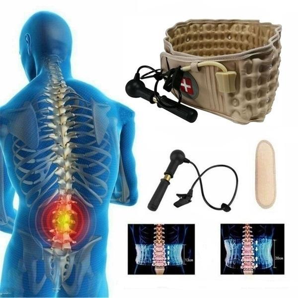 CeintureAnti douleurStabiliseLeBasdudosPourUnePosturePlusPlusDroite Ceinture Anti-douleur : Stabilise Le Bas du dos Pour Une Posture Plus Plus Droite