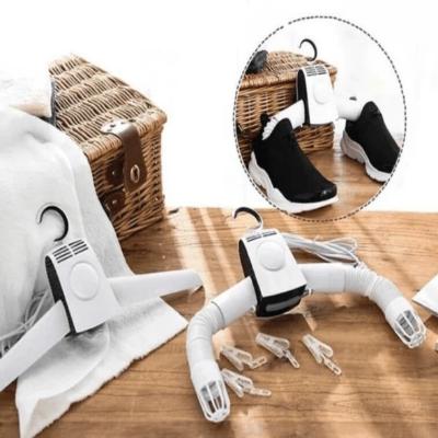 Cintre Séchage & Repassage : Séchage Rapide et Doux - Chaussures Sèche-linge