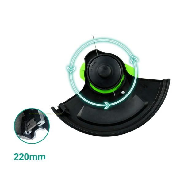 Coupegazon lectriqueLANNERET250W220mmACnettoyeur mainc 4 Coupe-gazon Électrique 250w: Machine de Coupe-herbe 220mm
