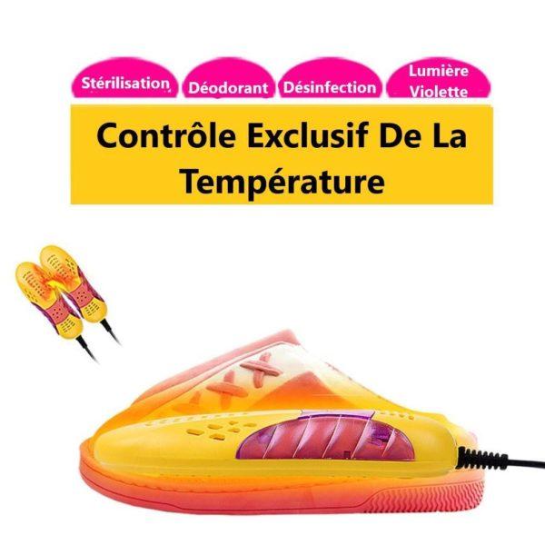 D sodorisationst rilisationdessinanim chaussures 2 Sèche Chaussures: Sèche Le Chausson Sans Détériorer Les Matériaux