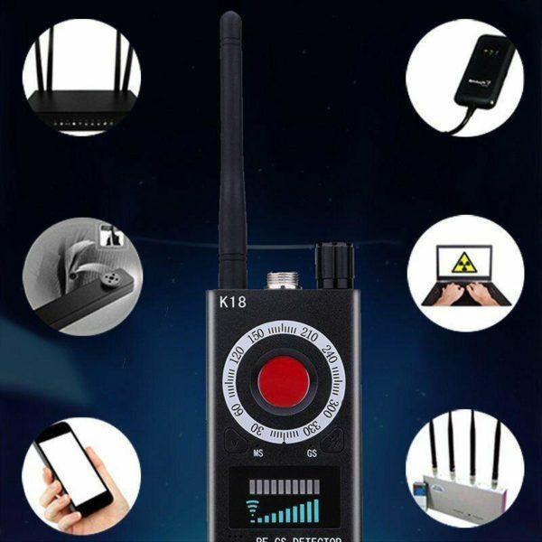 DetecteurInfrarougeMultifonctionnelAnti espion 5 Détecteur Infrarouge Multifonctionnel Anti-espion : De Protéger Votre Vie Privée