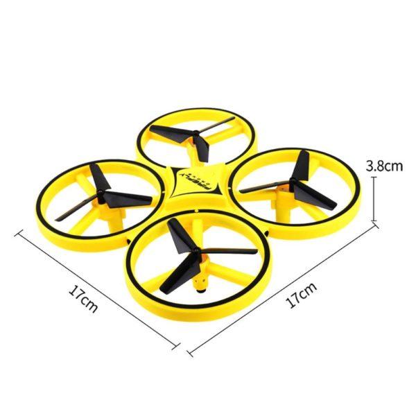 Enfants capteur de gravit geste RC Drone quadrirotor jouet RC avion gar ons jouets en plein 7cd0e1b2 5db2 4974 91eb 3dc8239ea7e9 Drone De Contrôle Des Gesture Par Gravité : Contrôlable Avec La Main