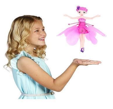FEEVOLANTE 6 Fée Volante: Découvre La Vraie Magie Dansent Dans Les Airs