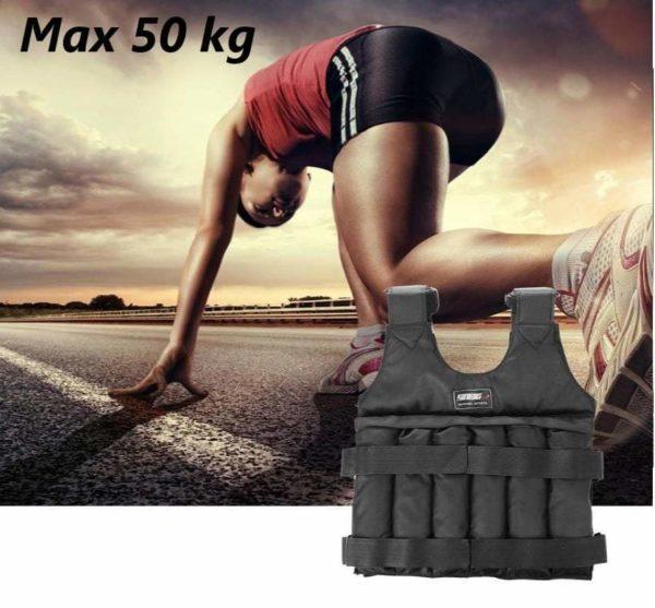 Gilet Lesté Militaire Charge: Gilet Lesté Conçu Pour Repousser Vos Limites Au Maximum - Max 50kg